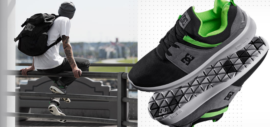 Акции DC Shoes в тарусе